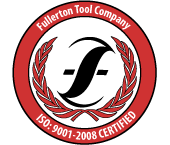 Fullerton Tool Company ISO certificate logo